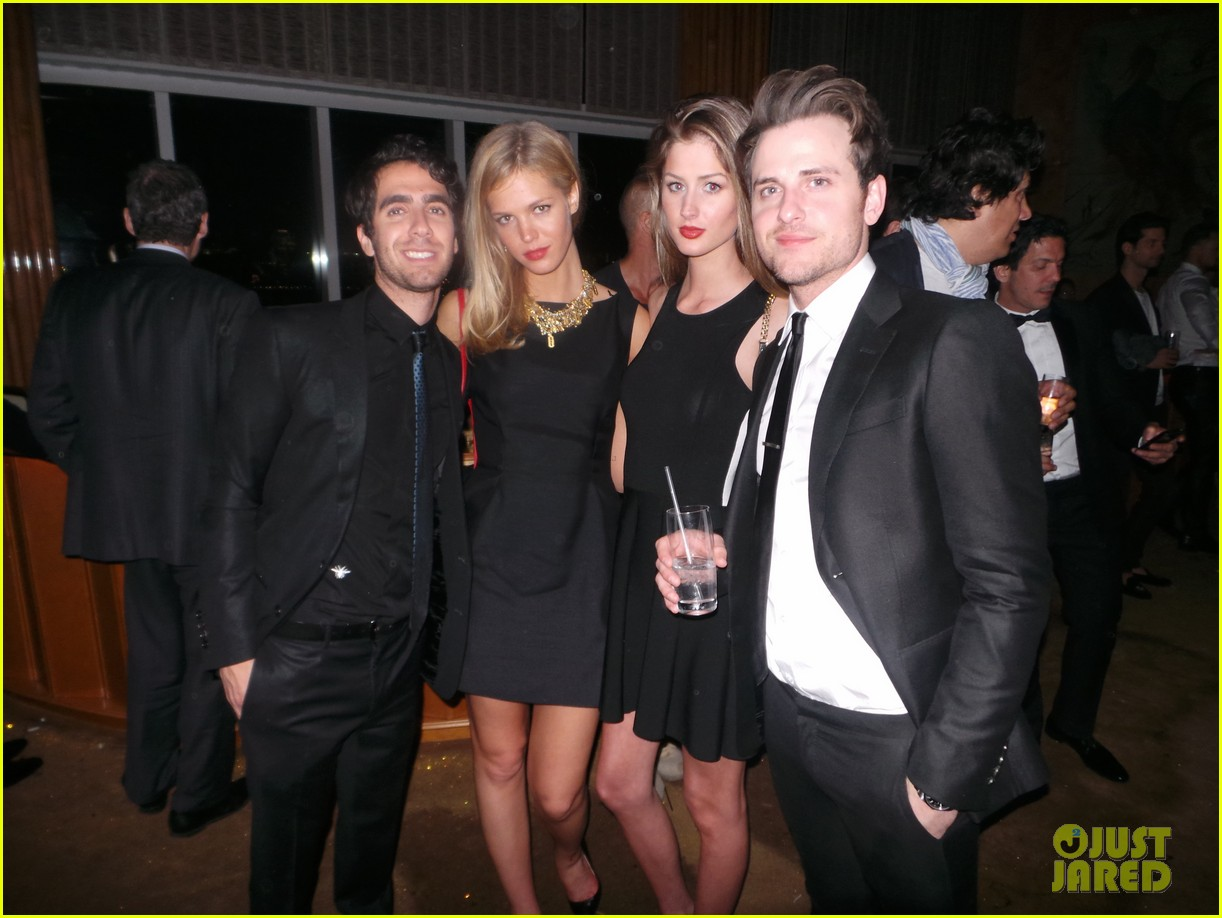 erin heatherton jared followill met ball 2013 after party 062865954