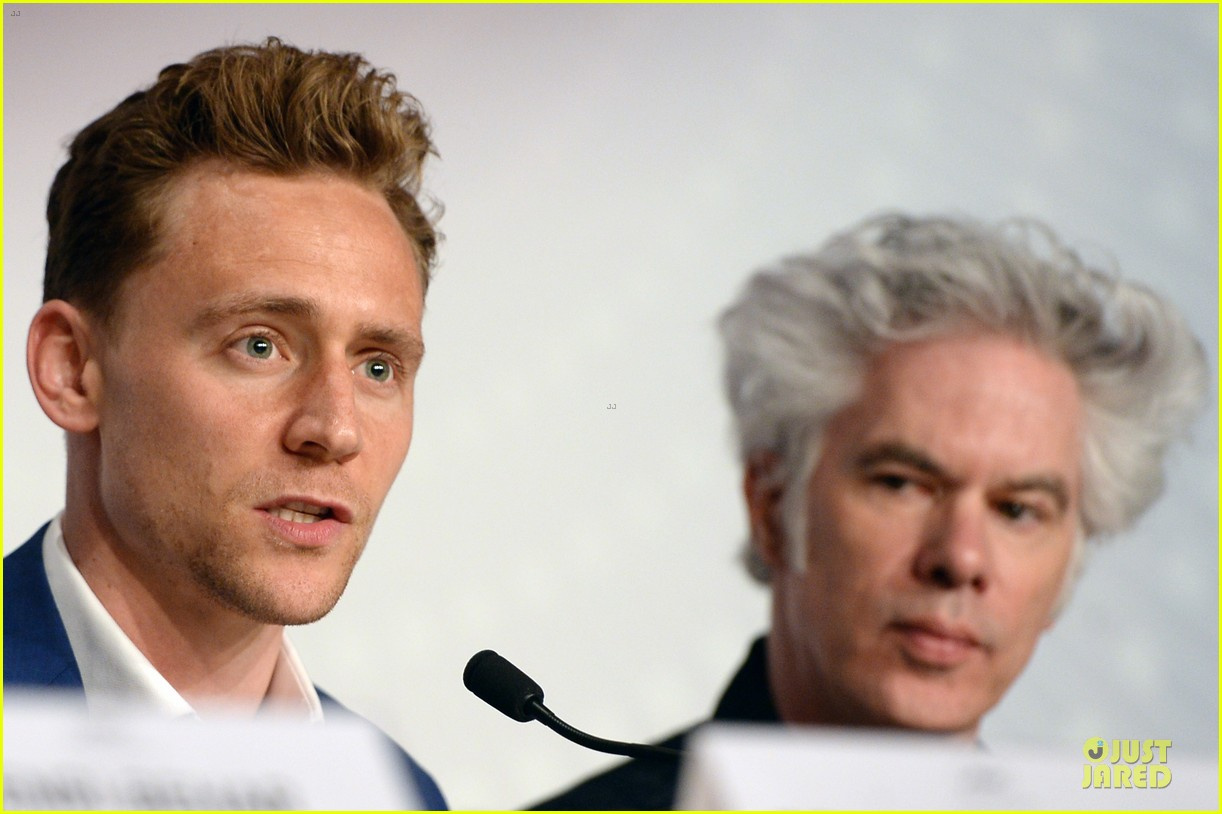 tom hiddleston tilda swinton only lovers left alive cannes photo call 122877858