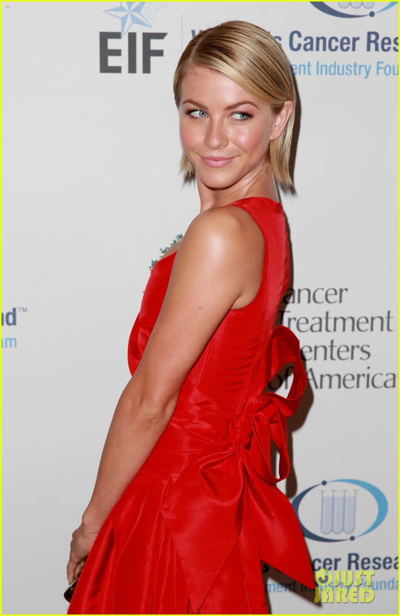 julianne hough chelsea hander unforgettable evening 092862772