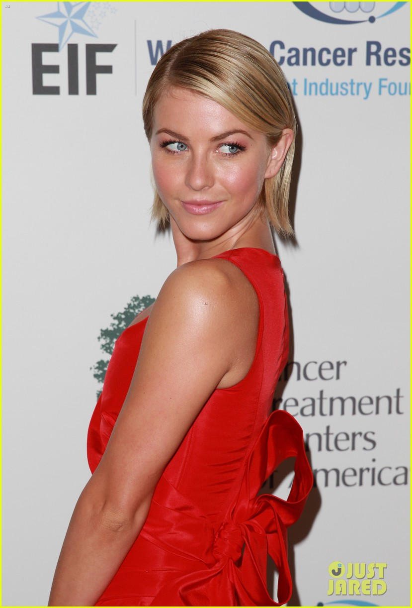julianne hough chelsea hander unforgettable evening 122862775