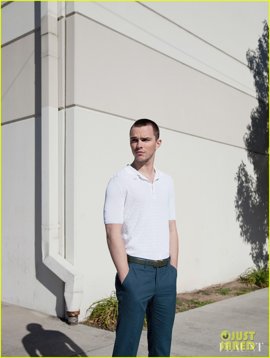 nicholas hoult flaunt magazine photo spread 052869625