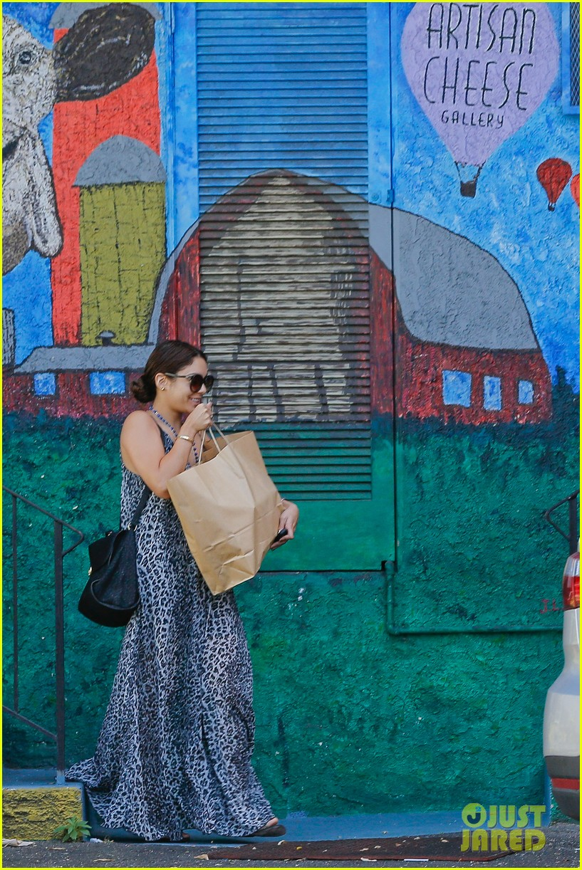 vanessa hudgens stocks up on artisan cheese 082878727