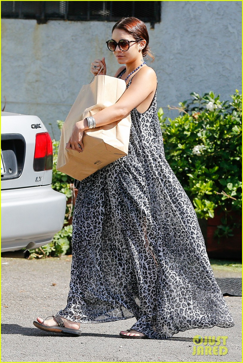 vanessa hudgens stocks up on artisan cheese 122878731
