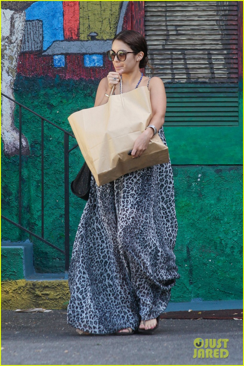 vanessa hudgens stocks up on artisan cheese 162878735