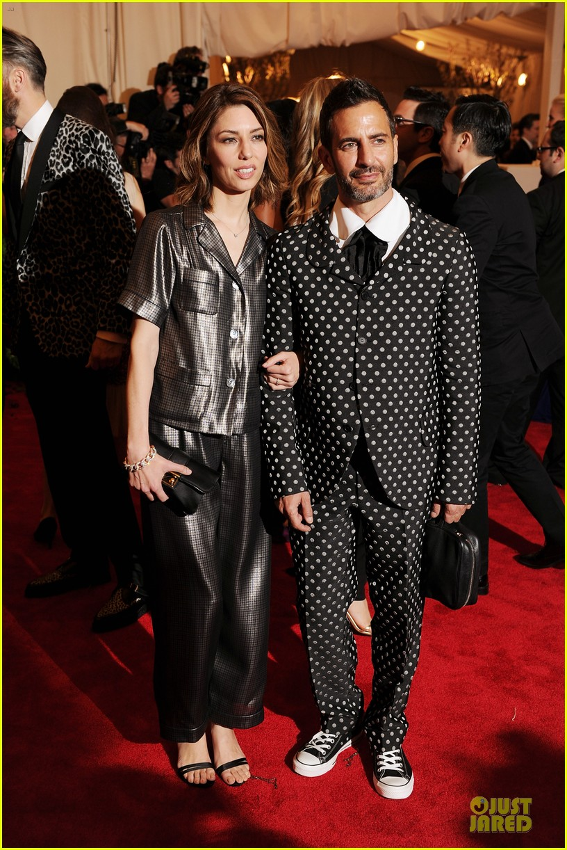marc jacobs sofia coppola met ball 2013 red carpet 03