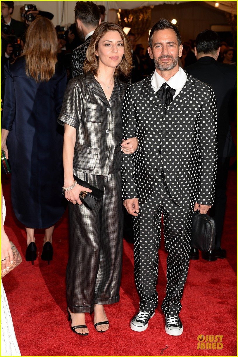 marc jacobs sofia coppola met ball 2013 red carpet 04