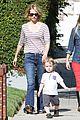 january jones xander walks in front of mommy 26