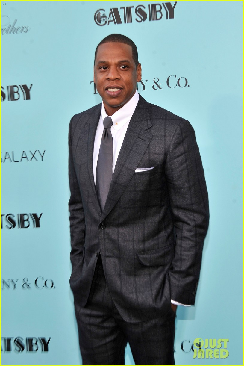 jay z florence welch great gatsby new york premiere 062862056