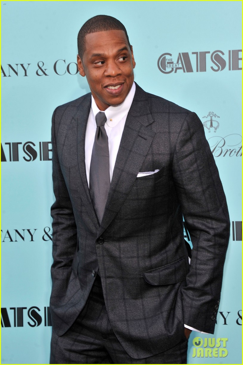 jay z florence welch great gatsby new york premiere 072862057