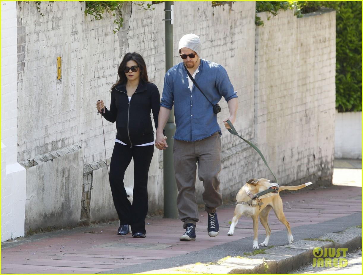 channing tatum jenna dewan take a dog walk following vet visit 152879114