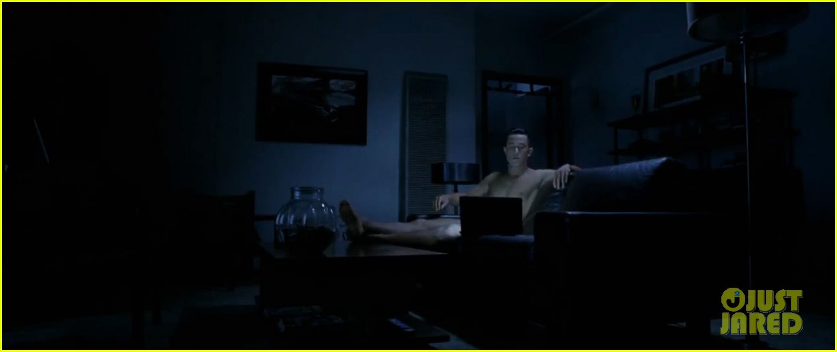 joseph gordon levitt shirtless porn addict in don jon trailer 102876379