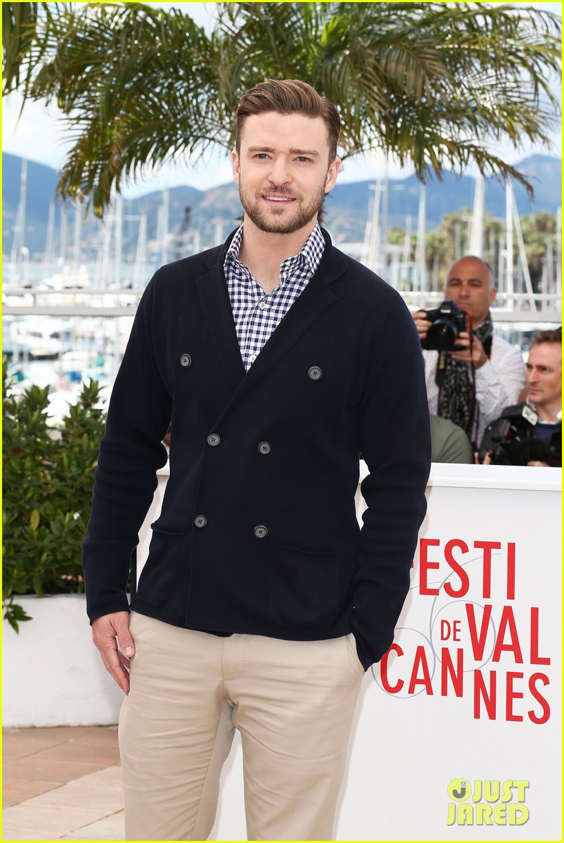 justin timberlake carey mulligan inside llewyn davis cannes photo call 052873373