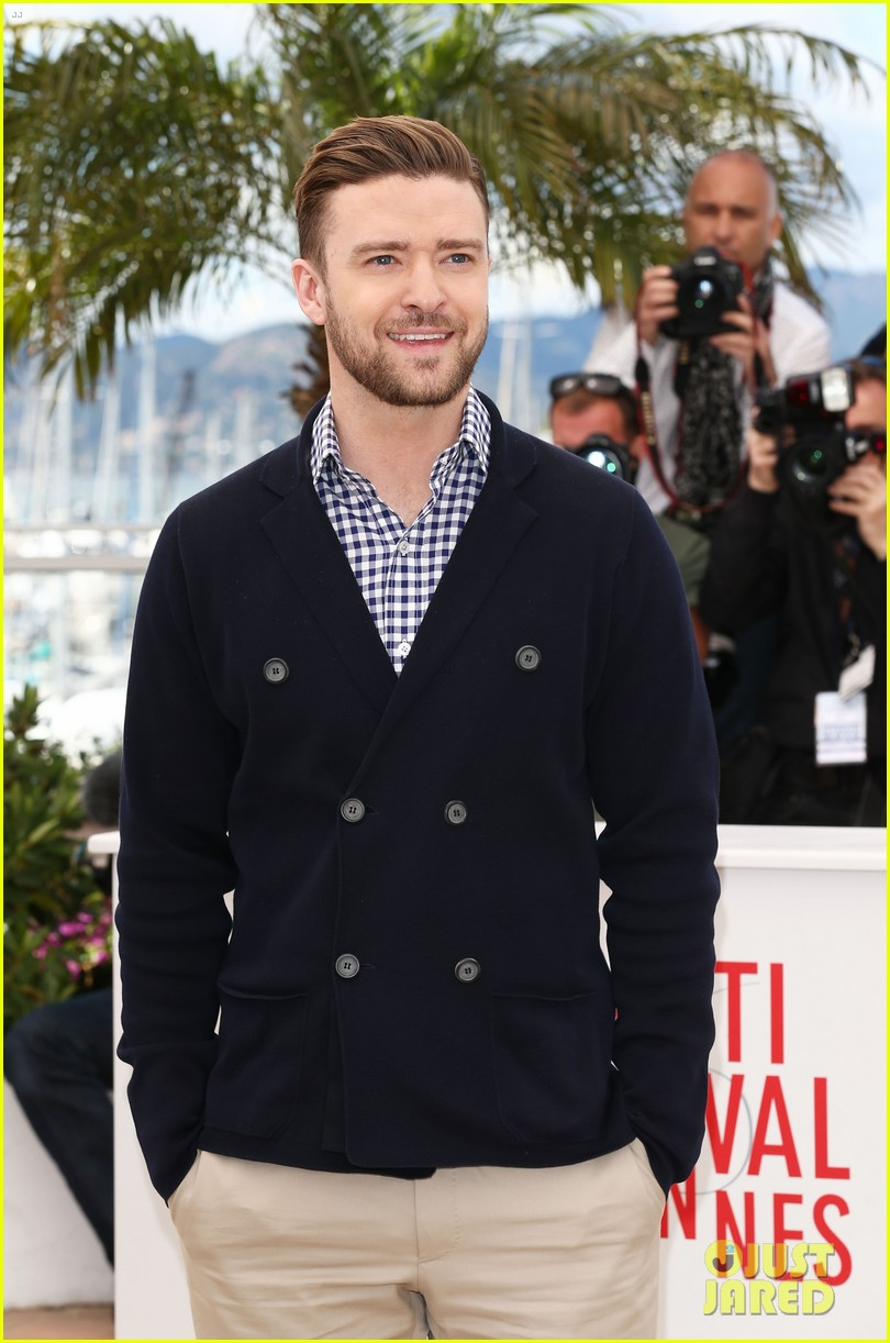 justin timberlake carey mulligan inside llewyn davis cannes photo call 182873386
