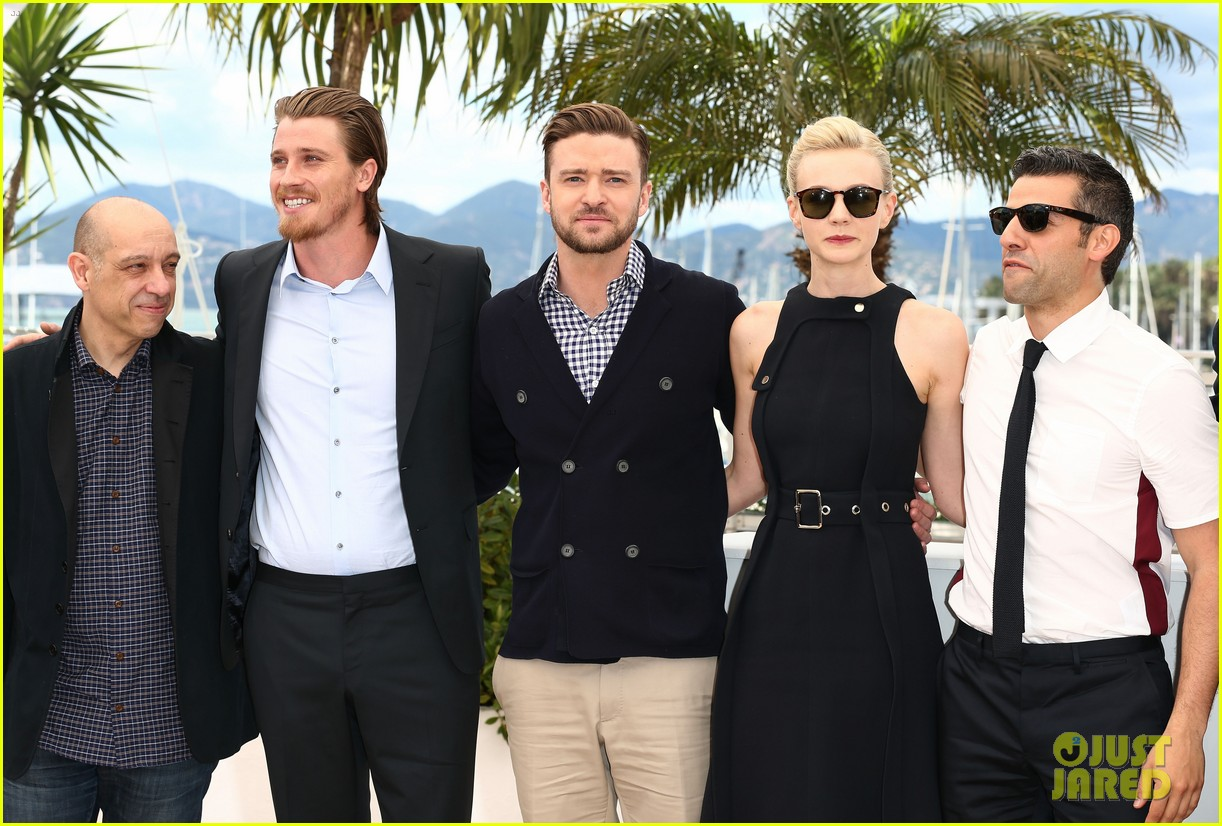 justin timberlake carey mulligan inside llewyn davis cannes photo call 22