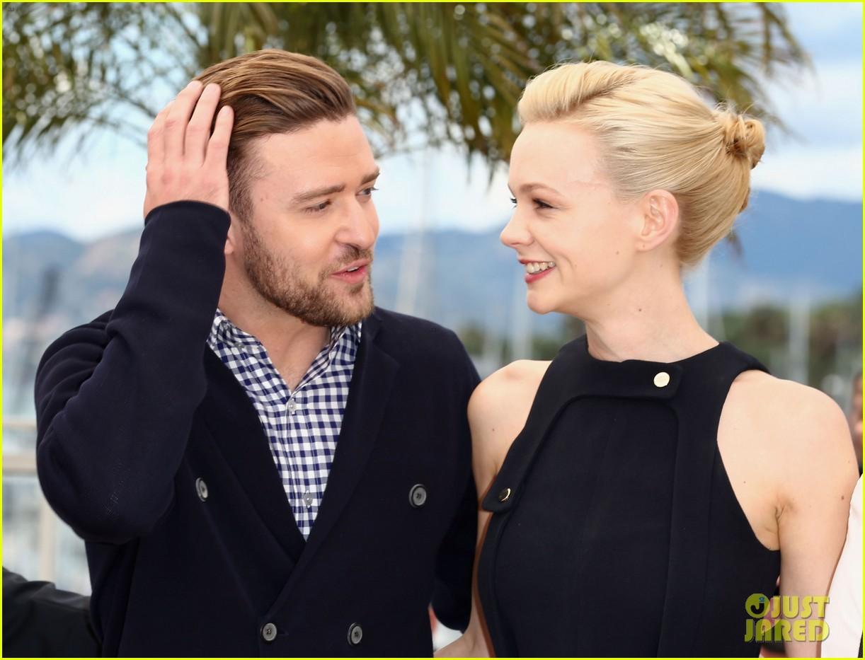justin timberlake carey mulligan inside llewyn davis cannes photo call 342873402