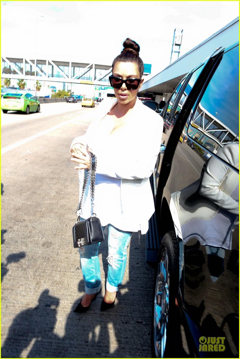 kim kardashian jetlagged flight with kourtney khloe 172863204