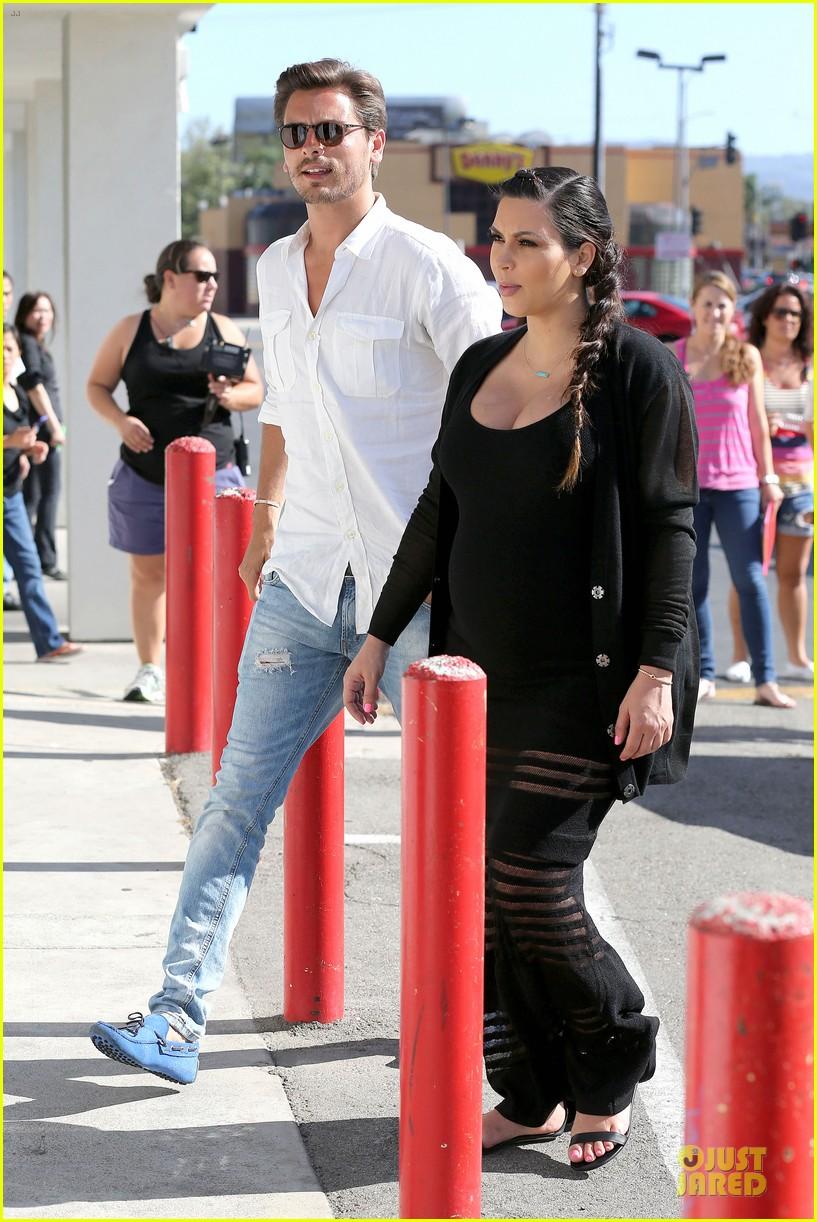 kim kardashian sheer baby bump celebration 102870624