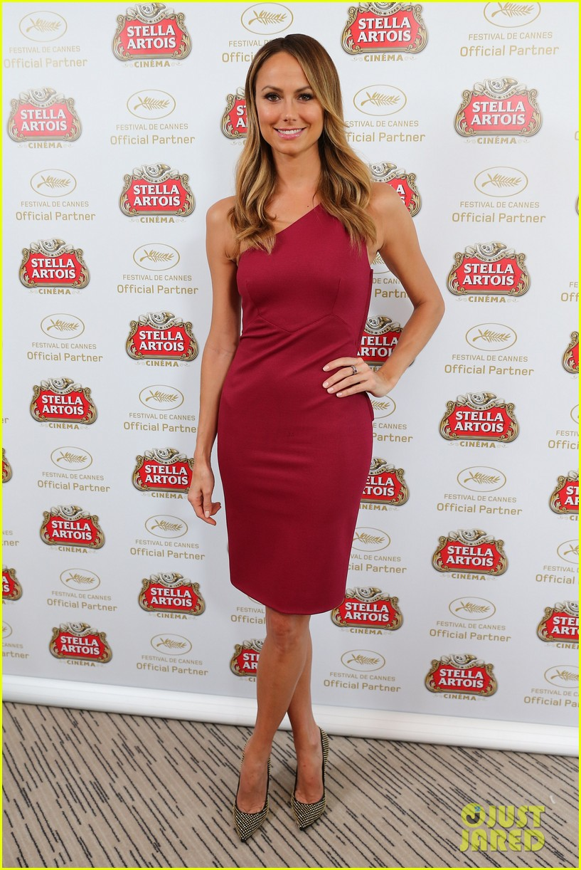 stacy keibler paul wesley stella artois suite at cannes 012876188