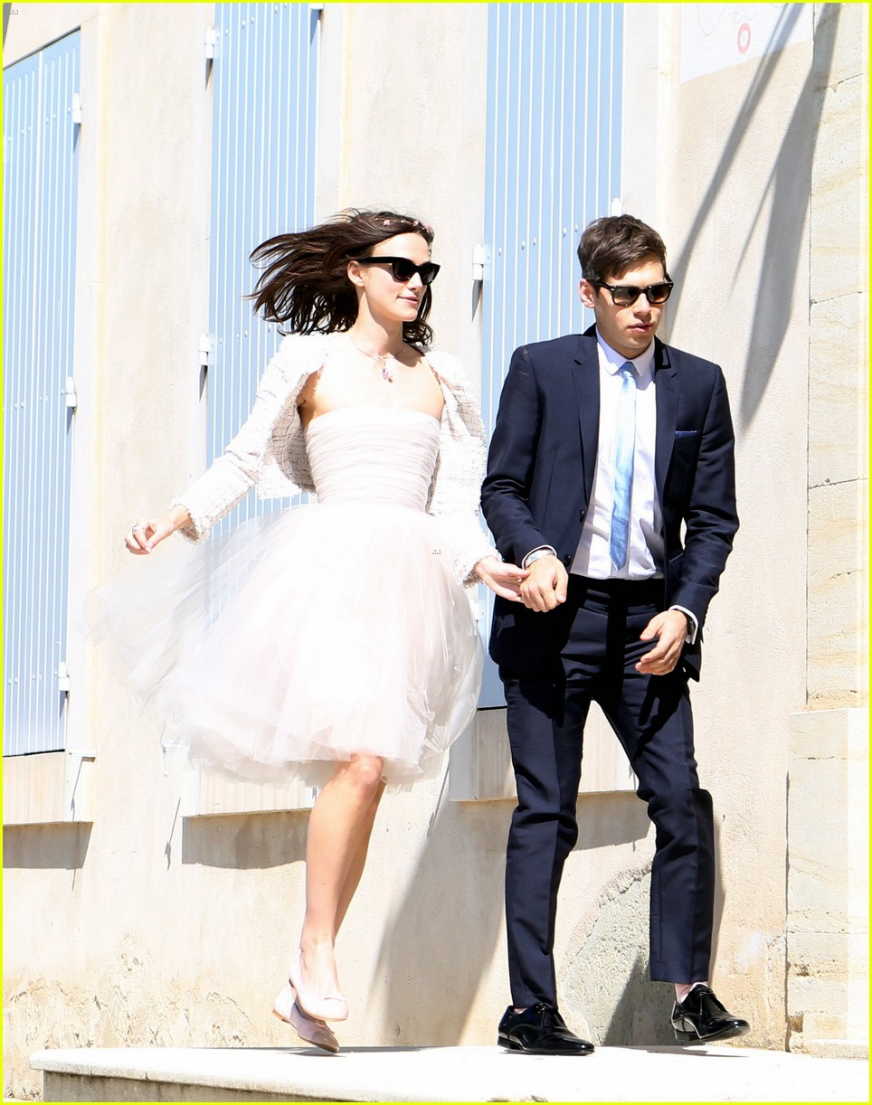 keira knightley wedding photo with james righton 022863523