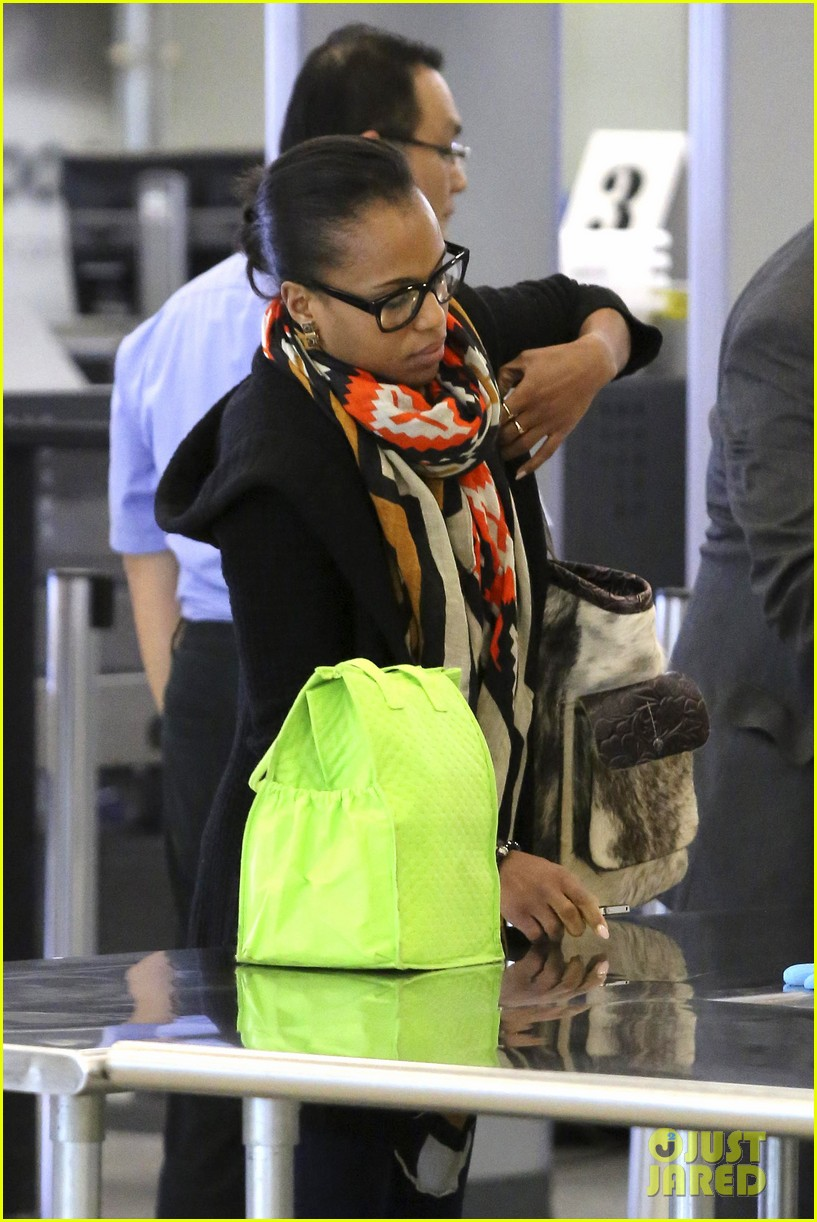 kerry washington jets to new york city 102879504