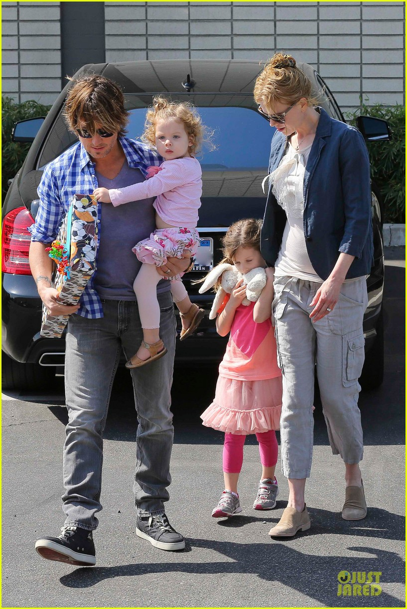 nicole kidman keith urban birthday party with the girls 11