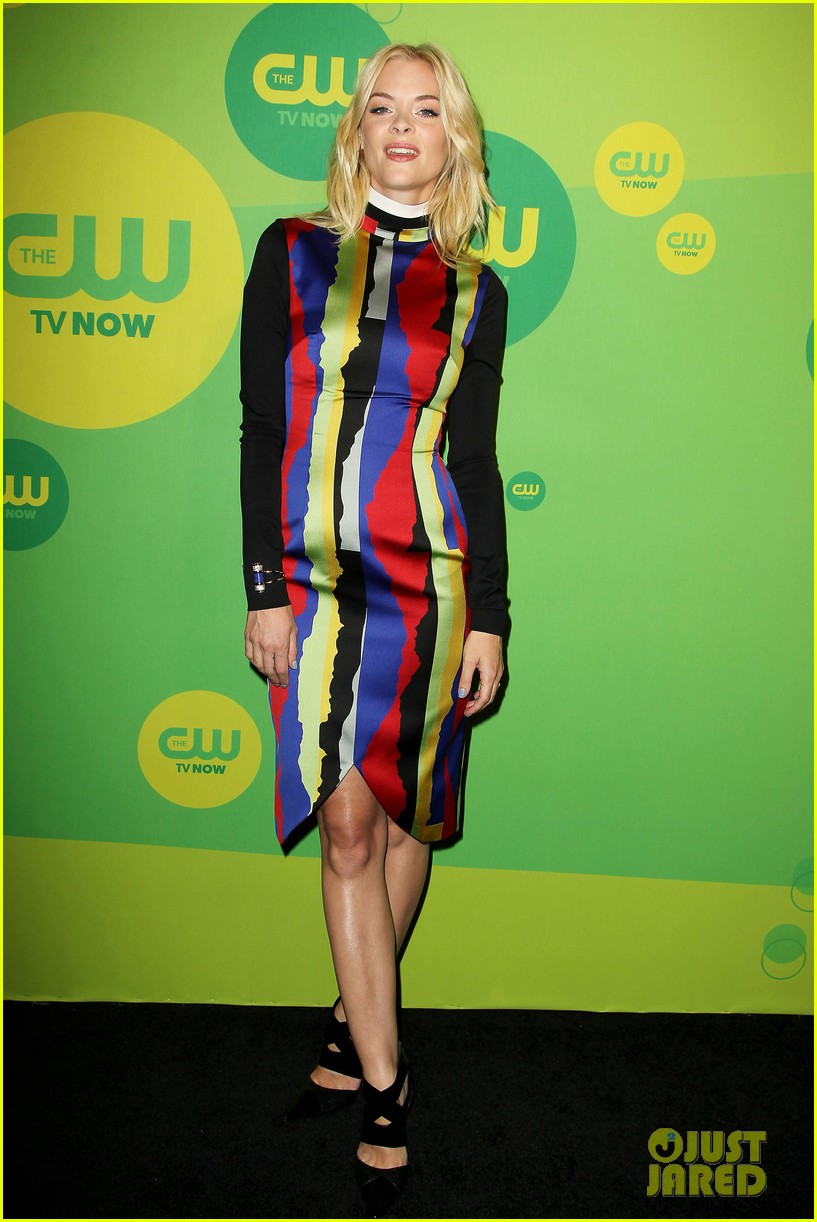 jaime king baby bump at hart of dixie cw upfront 122871765