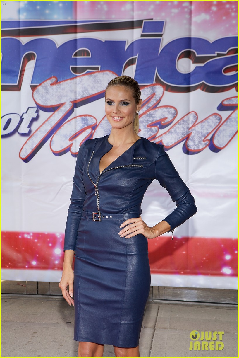 heidi klum mel b americas got talent in illinois 202867092