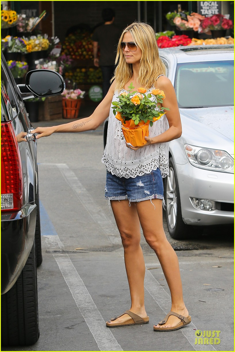 heidi klum i am not engaged to martin kirsten 092864448