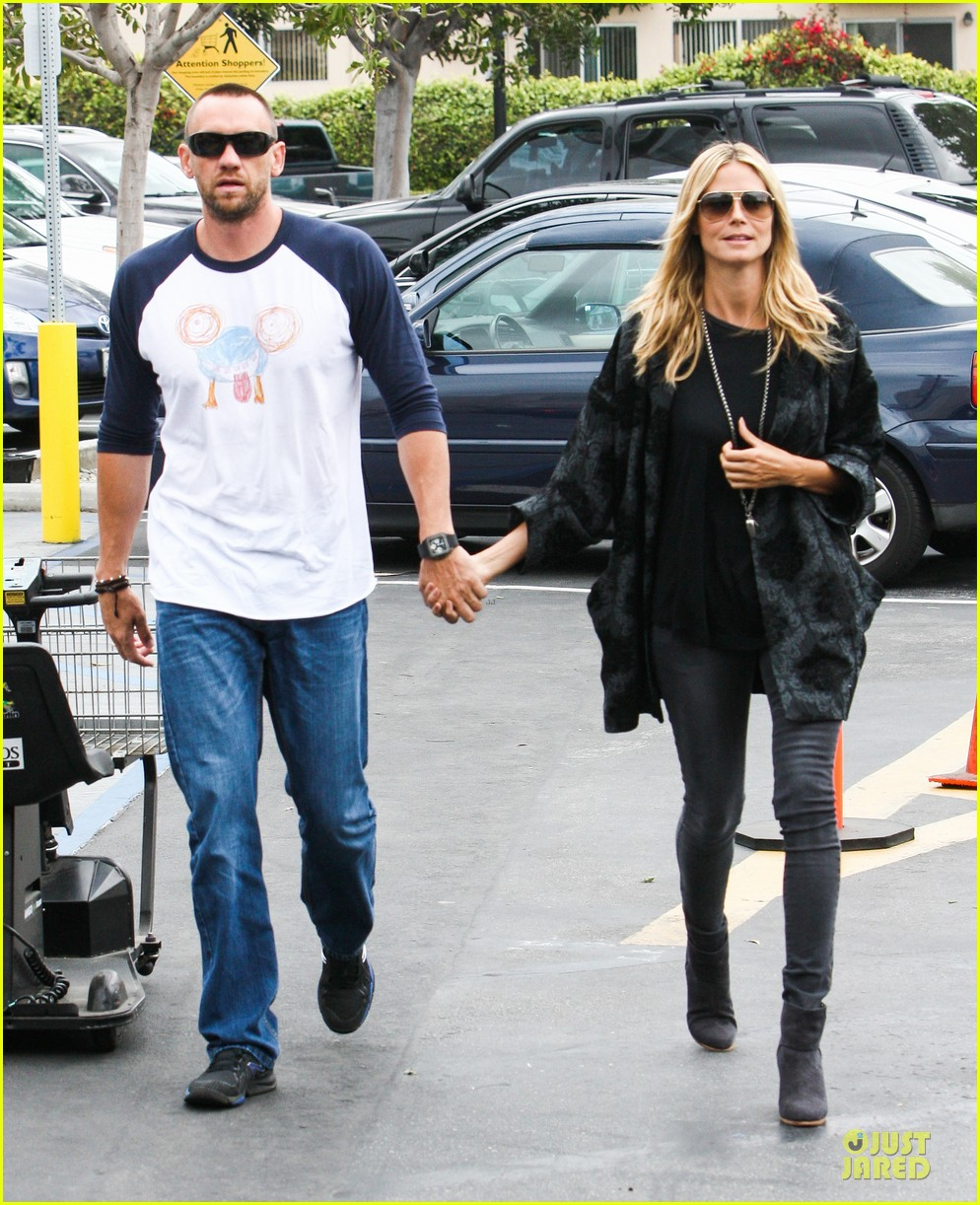 heidi klum i am not engaged to martin kirsten 302864469