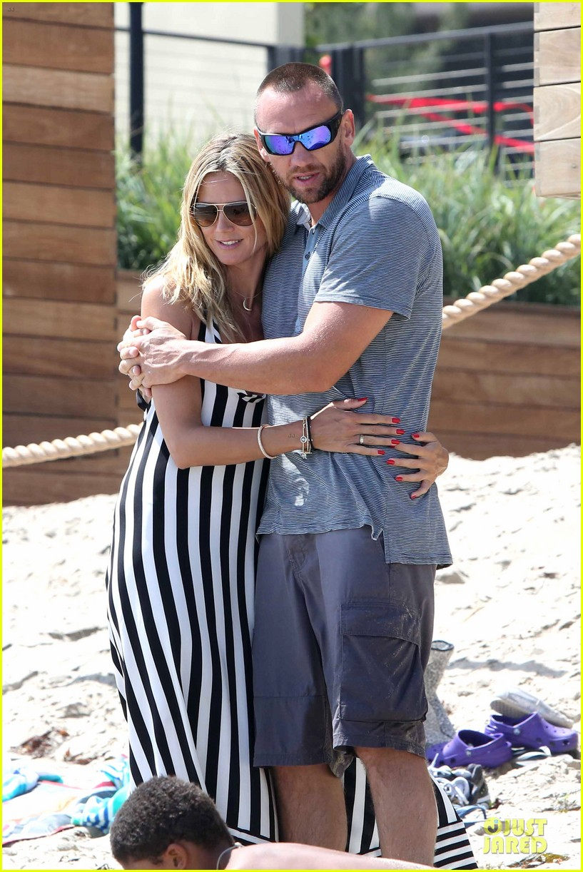 heidi klum martin kirsten pda weekend couple 292875091