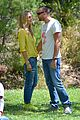 heidi klum martin kirsten pda weekend couple 09