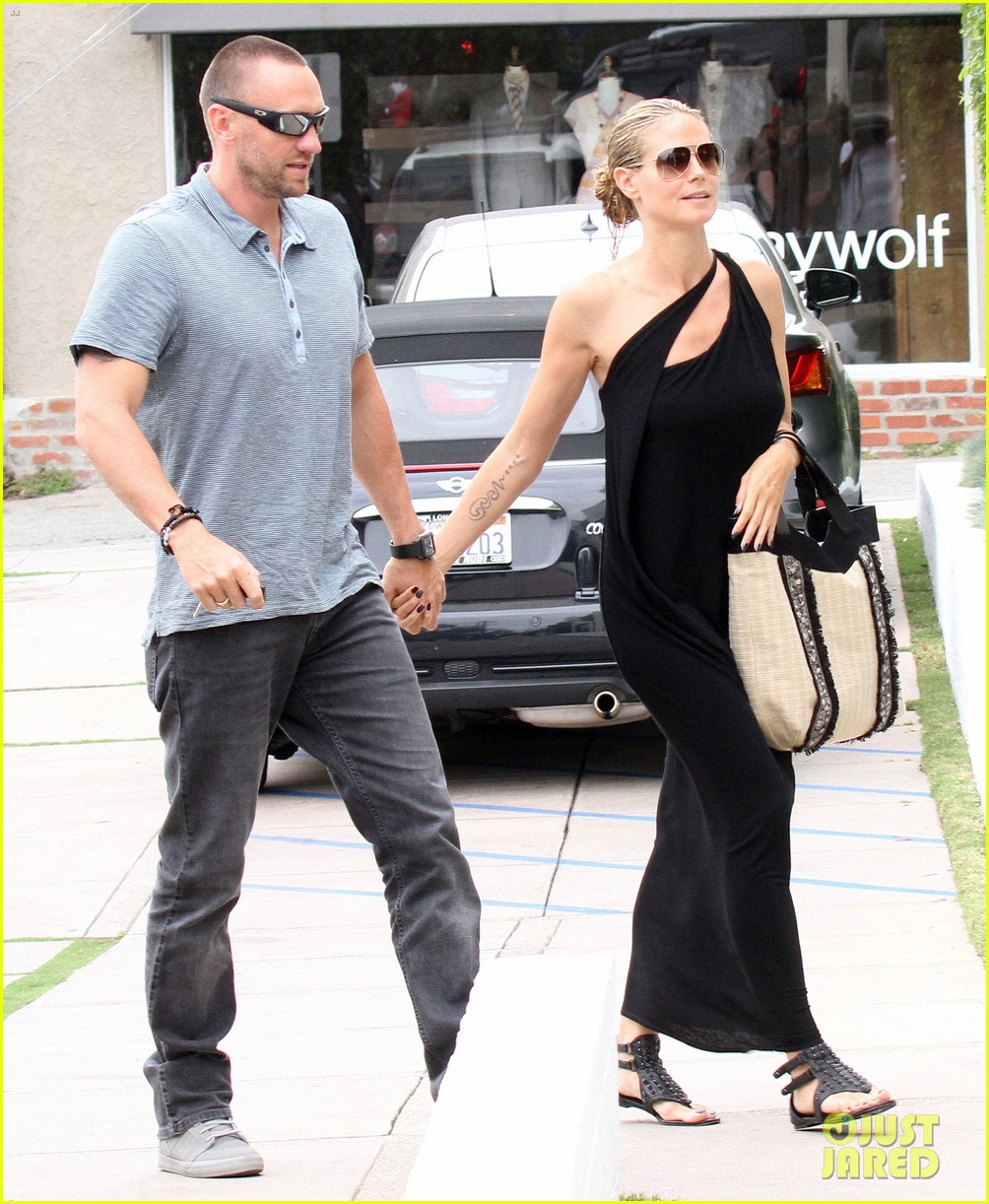 heidi klum and martin kirsten beverly hills twosome 182862333