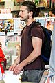 shia labeouf stale n mate book signing 19