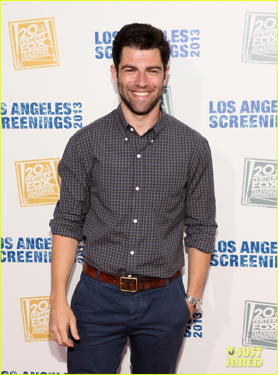 james lafferty max greenfield fox l a screenings lot party 02