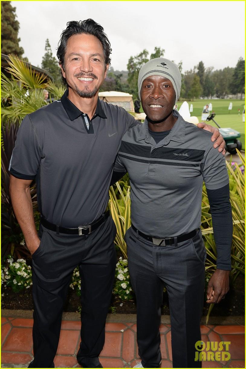 adam levine george lopez celebrity golf classic 2013 052865003