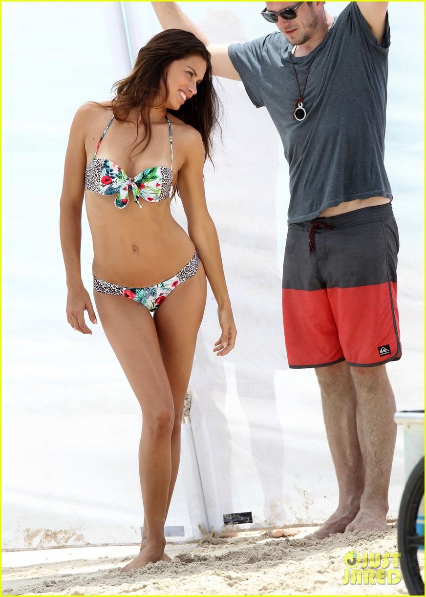 adriana lima bikini victorias secret photo shoot 152866602