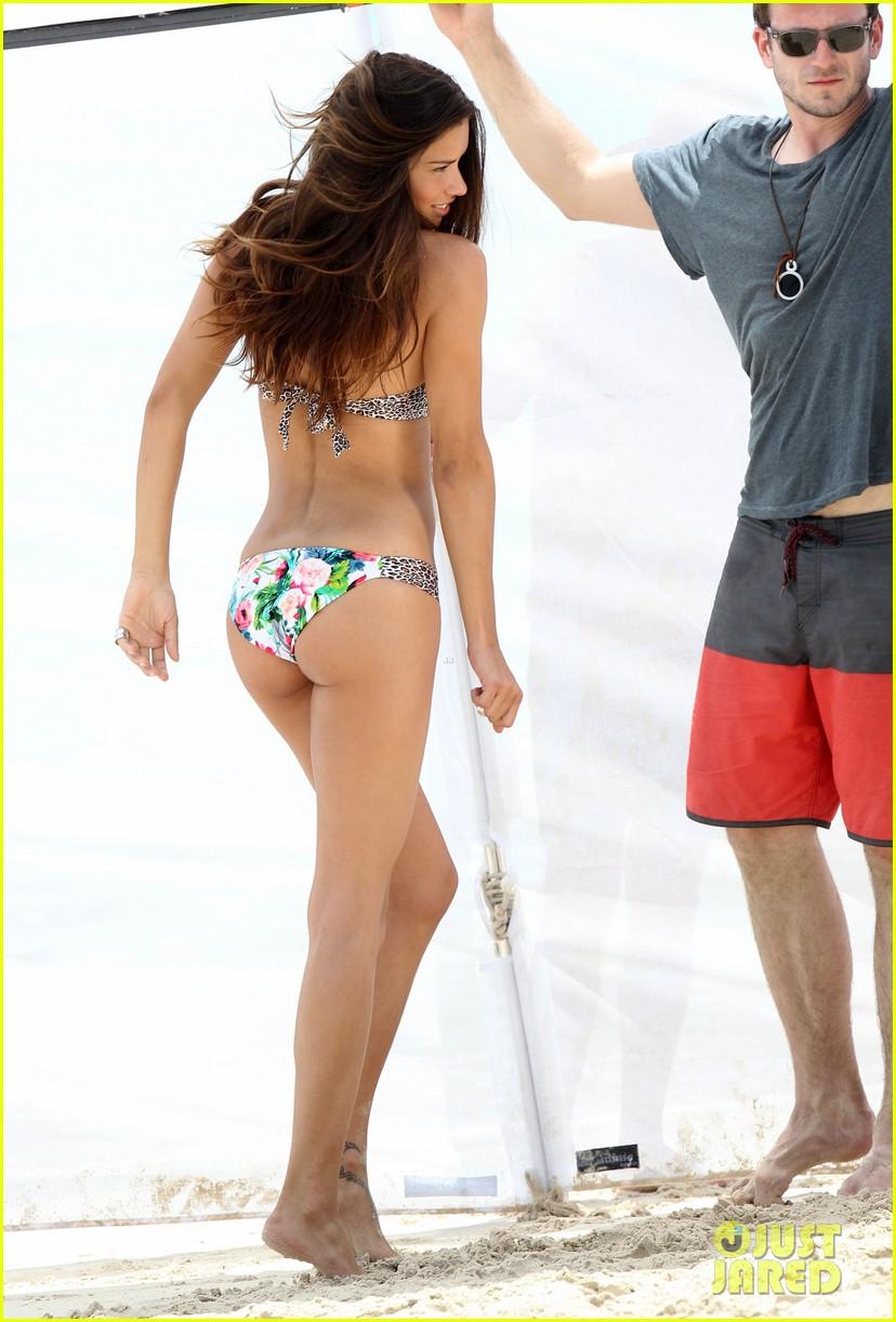 adriana lima bikini victorias secret photo shoot 182866605
