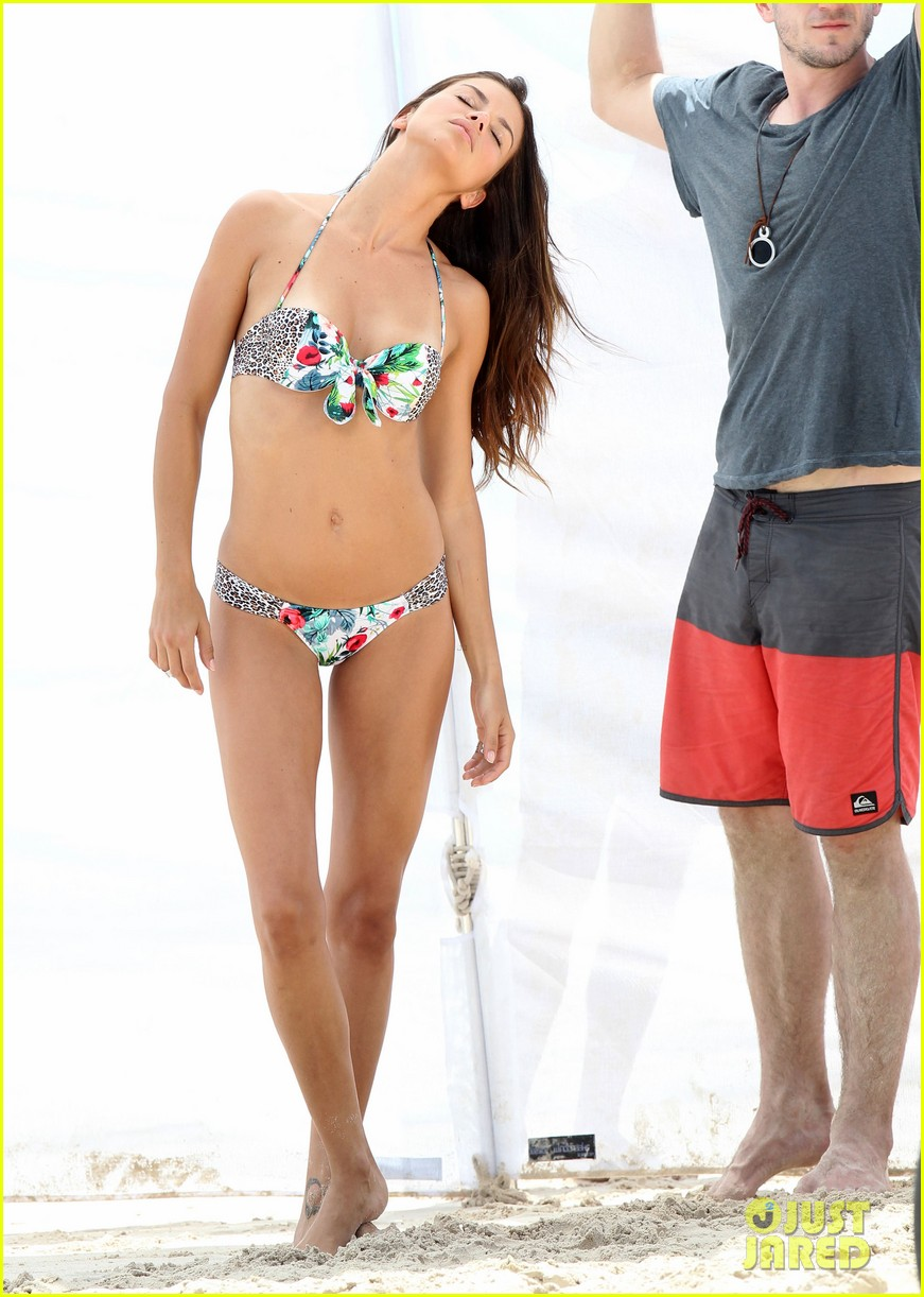 adriana lima bikini victorias secret photo shoot 192866606