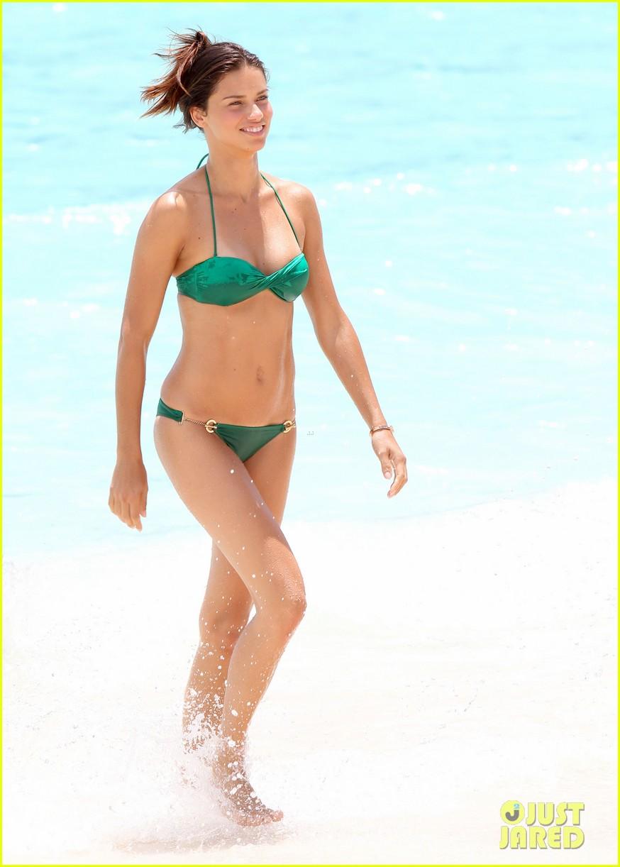 adriana lima bikini victorias secret photo shoot 282866615