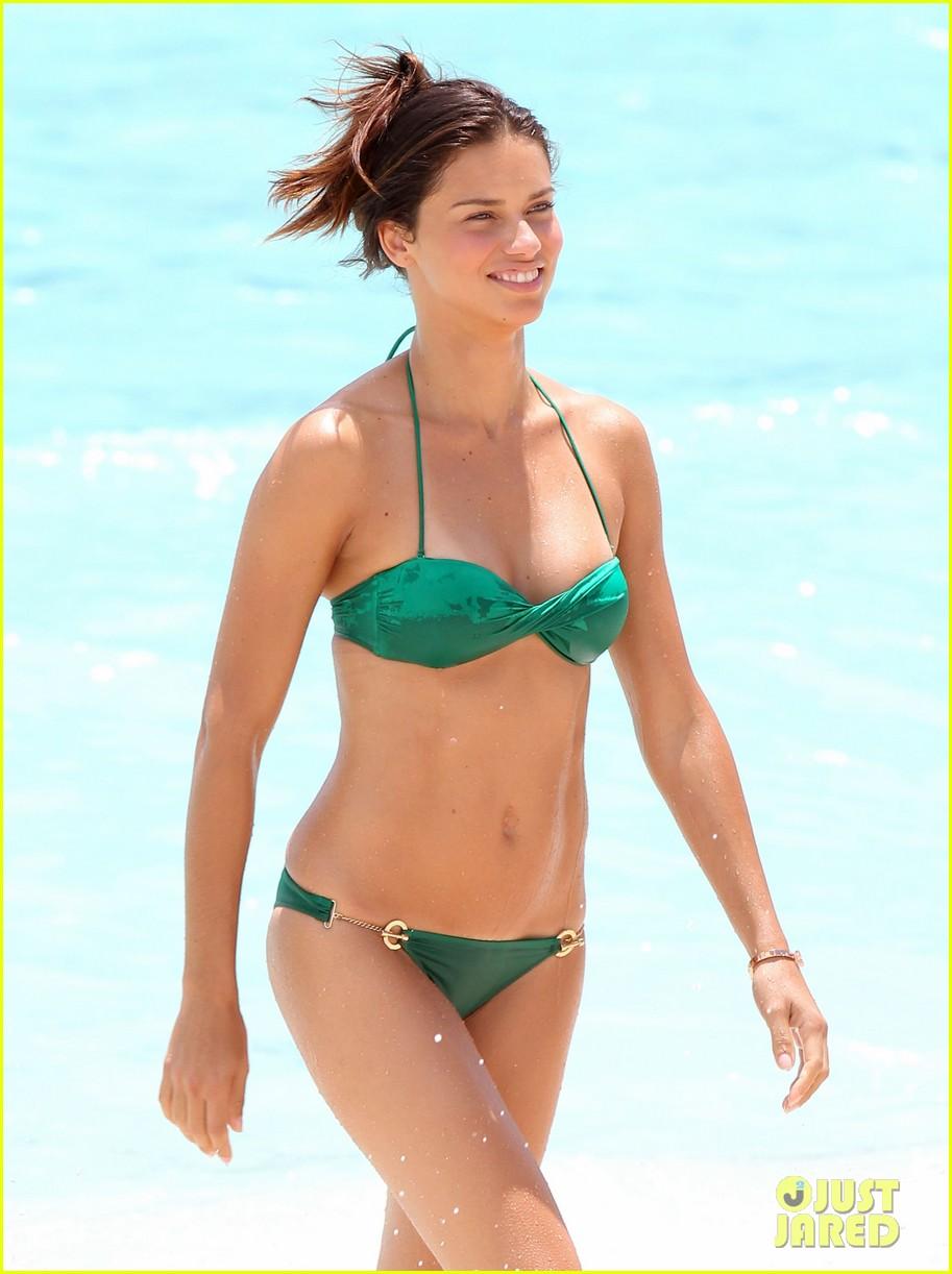 adriana lima bikini victorias secret photo shoot 292866616