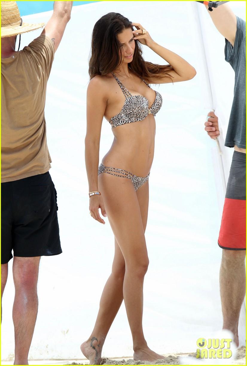 adriana lima bikini victorias secret photo shoot 322866619