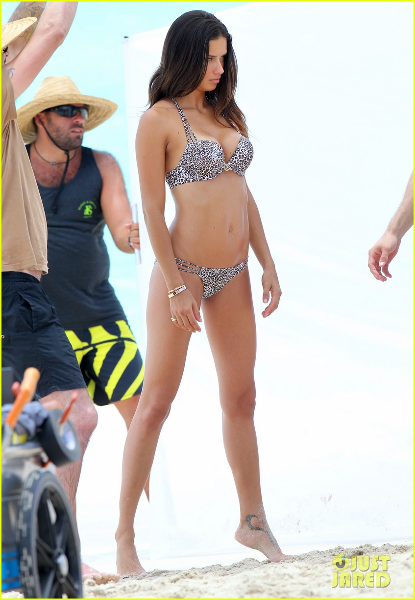 adriana lima bikini victorias secret photo shoot 362866623