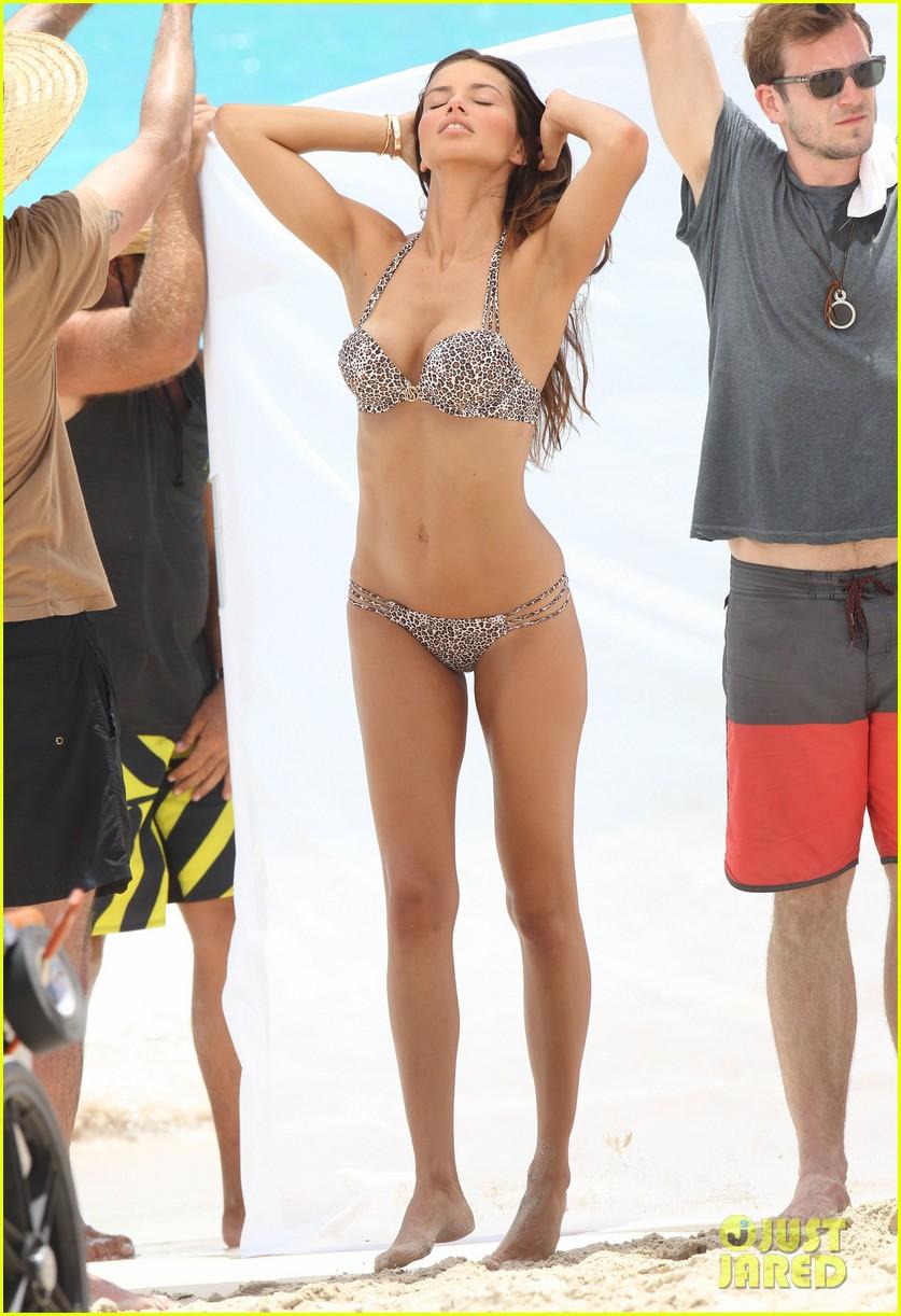 adriana lima bikini victorias secret photo shoot 372866624