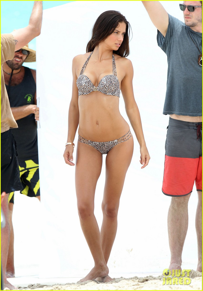 adriana lima bikini victorias secret photo shoot 40