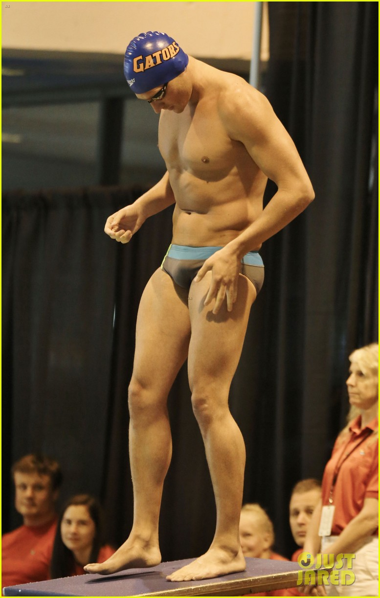 ryan lochte shirtless speedo stud for mel zajac jr meet 10