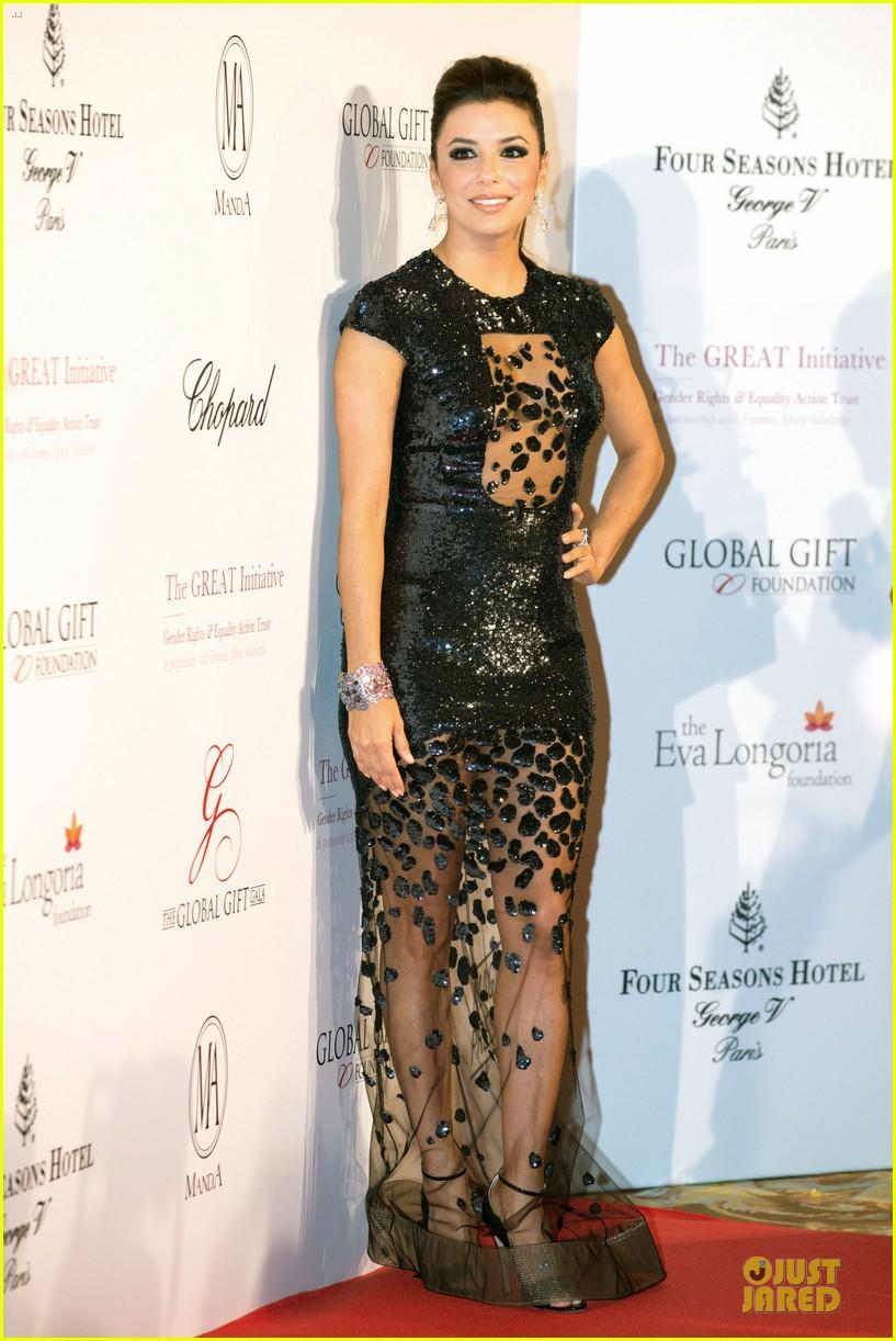eva longoria global gift gala 14