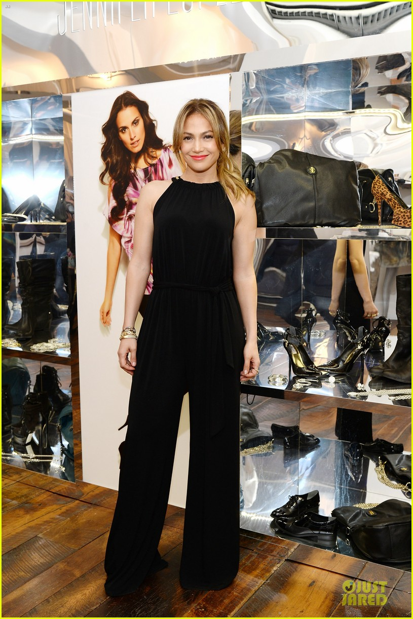 jennifer lopez for kohl fall 2013 collection launch 012870326