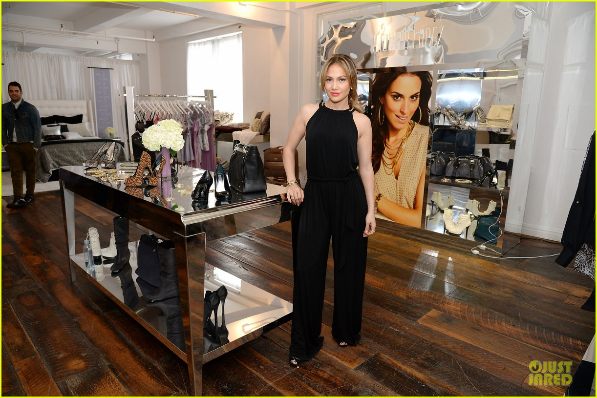 jennifer lopez for kohl fall 2013 collection launch 052870330