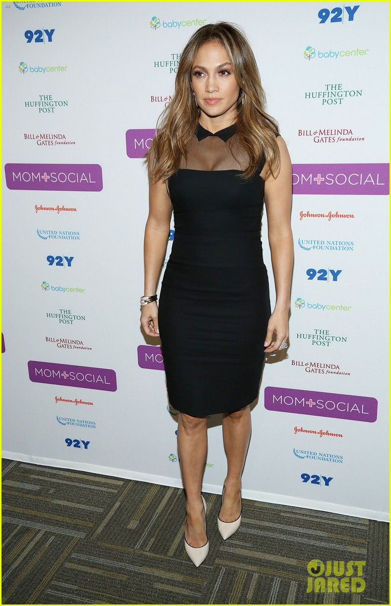 jennifer lopez united nations mom social event 03