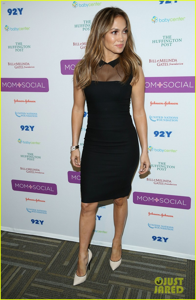jennifer lopez united nations mom social event 072867059